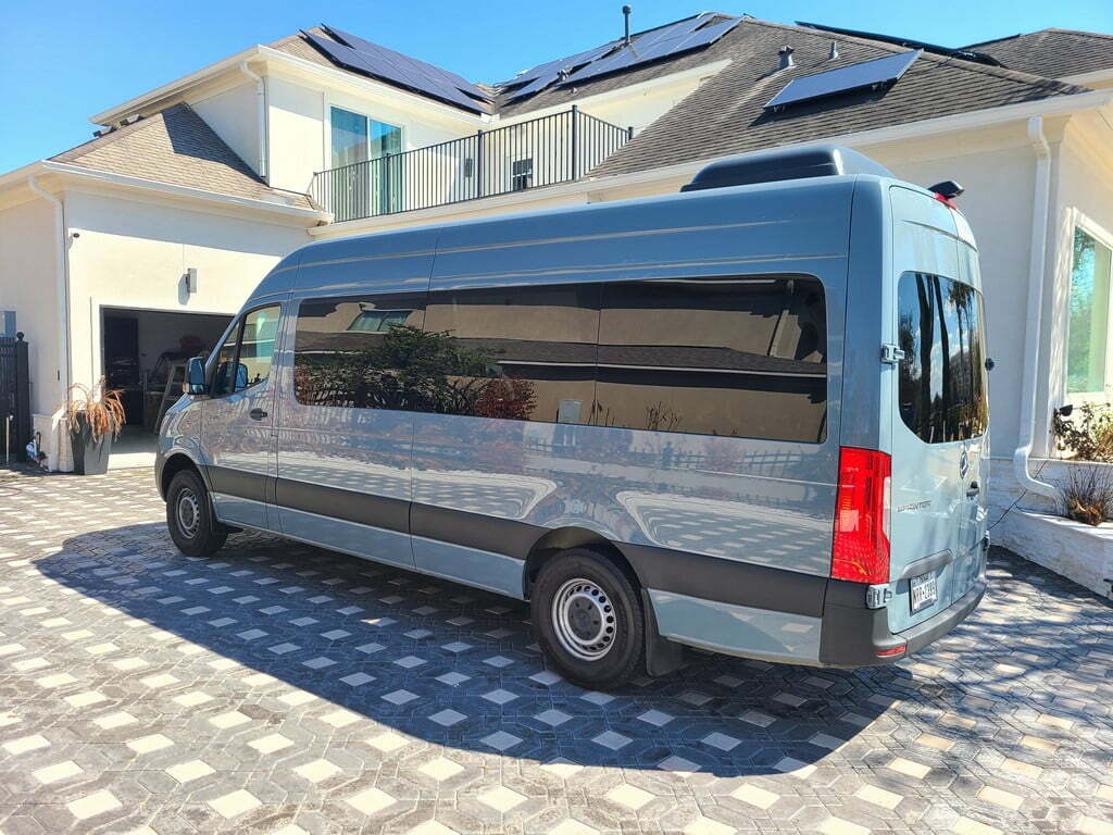 Custom Executive Sprinter Van
