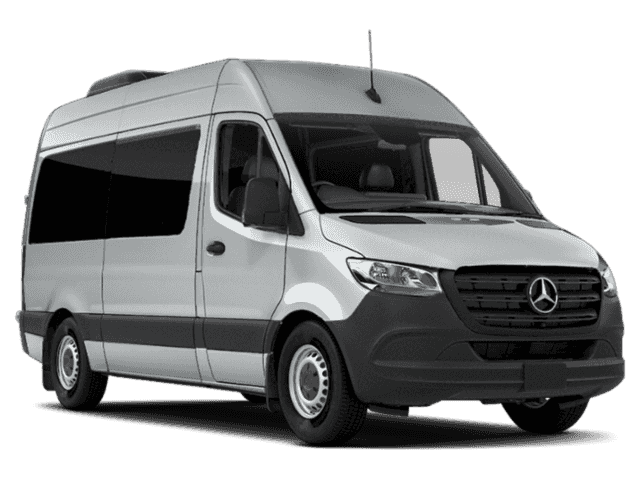 luxedvans home page -economy vans