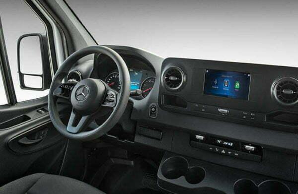 Mercedes Benz Sprinter L201-luxedvan -sprinter van rental houston